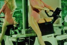 g e t  f i t ! / vintage women workout