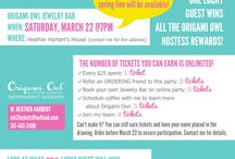 Origami owl business ideas / by Jessica Mai
