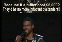 Stand-up and bullshit