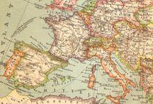 Staré mapy