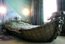 Κρεβάτια βαρκα