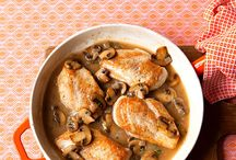 Recipes-Chicken / Anything made with chicken / by Ginni Cole