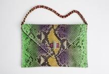 Clutch/Shoulder Bag Convertibles