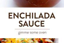 Sauces & Marinades - Recipes