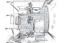 Storyboard / Exemples et tutos