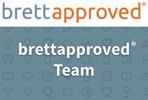 brettapproved Team / Meet the team from brettapproved.