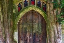 Doorways to Imagination / by Susanne Bellamy
