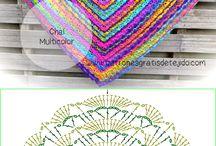 TEJIDO Crochet Shawl