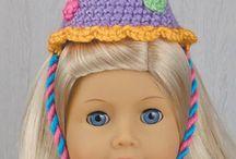 American Girl 18 inch Doll Crochet Patterns