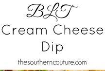 Cream Cheese Dips