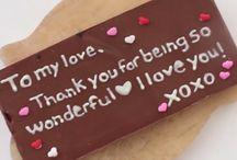 çikolatalı güzellikler☺️