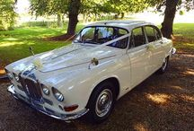Wedding cars / Our wedding cars so you arrive at the venue on time and in style