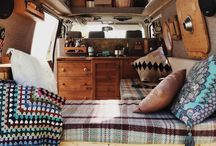 Van life/travel/wild stuff