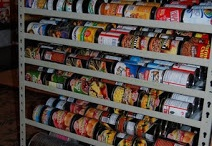 food storage/emergency kit