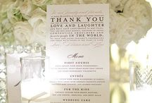 Wedding Paper / by Natalie Ramello