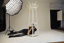 Fotografia Design: Thonet 2014 by Paolo Meitre Libertini / Photo shooting catalogo internazionale Super Design realizzato con Nikon D800E