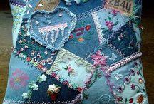 Recycle Spijkerbroek jeans denim