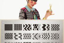 Nail Art-Stamping Plates