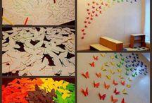 dekorácio otthon / Otthon is elkészíthető dekorácio , akár gyerekekkel együtt is .