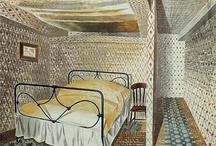 Rooms / Rooms in art
