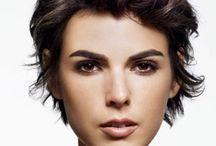hairstyle & visage