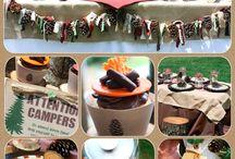 Happy Camper party