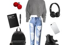 •[Bts inspired outfit's]•