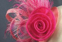 Fascinators & Hats by Warrillow / These are all my fascinator hat designs, past and present.