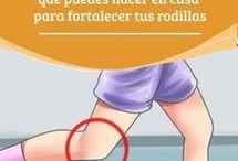 ejercicios rodilla