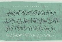 Rusted Brushpen Font Download