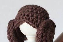 Star Wars Knitting and Crochet