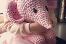 Virkning / Crocheting