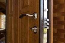 Фото входные двери