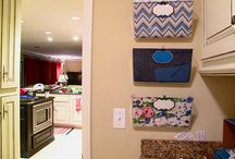 Crafty Home Decor / by Caroline Chandler