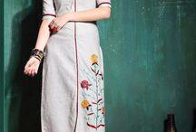 Khadi Cotton Kurtis Wholesaler / Khadi cotton kurtis collection is available here. Khadi cotton kurtis looks very decent If you want to order bulk khadi cotton kurtis reach us now