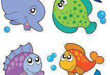 animais marinhos