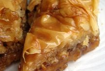 Turkey baklava