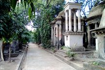 The Grand And Forlorn - South Park Street Cemetery / Built in 1767, this is one of the earliest non church cemeteries in the world and probably the biggest Christian burial ground outside Europe or America.  read on https://goo.gl/AO8qsu #Kolkata #Mustsee #Cemetery