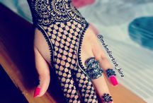 Awesome Henna patterns