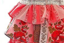 Artige søm og tekstiler
