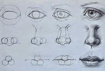 Desenhos de realismo