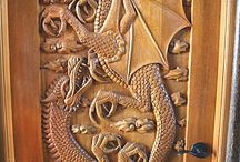 carving / by Christine Biamont Dainville