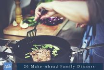 Make-Ahead Meals