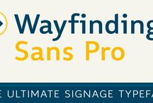 Wayfinding Sans / Ralf Herrmann