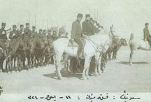 Turkiye I. Dunya Savasinda (Turkey in World War I)