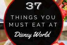 Disney Recipes / Food with a Disney twist!