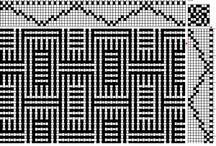 Flotte væve mønstre