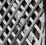 Lattice fence extension