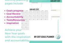 Planners and Organizing