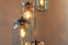 Lighting ideas / by Michelle McClure